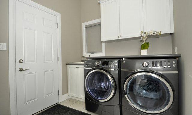 36-Main Floor Laundry