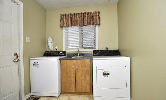 18-Main Floor Laundry