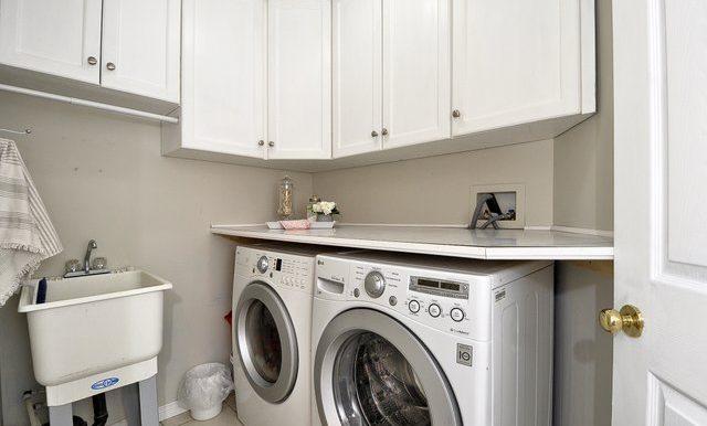 16-Main Floor Laundry