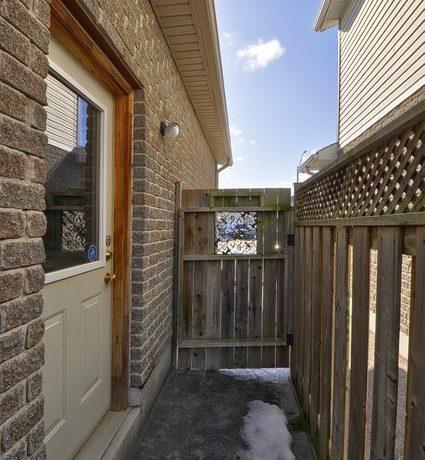 31-Garage Side Entry